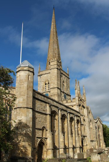 St. John the Baptist Church, Burford