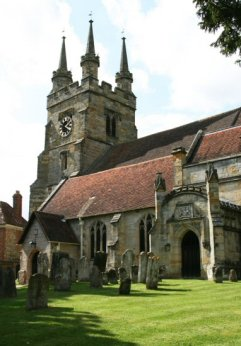 St. John the Baptist Church, Penshurst