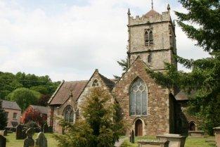 St. Laurence's Church, Church Stretton