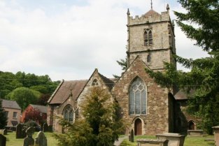 St. Laurence's Church, Church Stretton