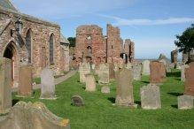 St. Mary's Church and the Benedictine Priory, Holy Island, Lindisfarne