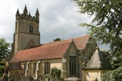 St. Mary's Church, Chiddingstone