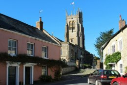 St. Mary's Church, Church Street, Beaminster