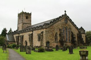 St. Mary's Church, Kirkby Lonsdale
