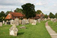 St. Mary's Churchyard, Goudhurst