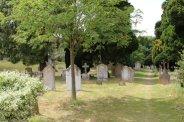 St. Mary's Churchyard, Oxted