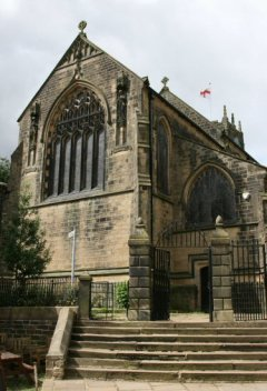 St. Michael and All Angels Church, Haworth