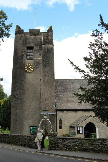 St. Oswald's Church, Grasmere