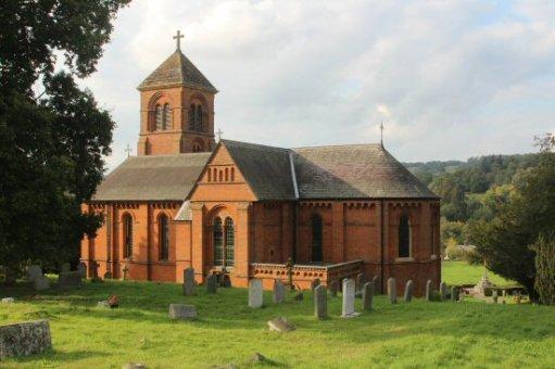 St. Peter and St. Paul Church, Albury