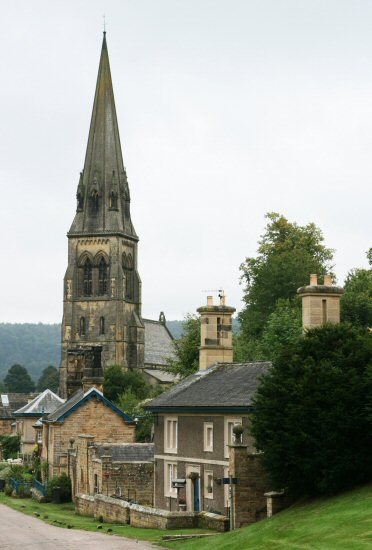 St. Peter's Church, Edensor