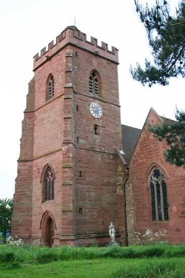 St. Peter's Church, Kinver