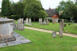 St. Peter's Churchyard, Hurstbourne Tarrant
