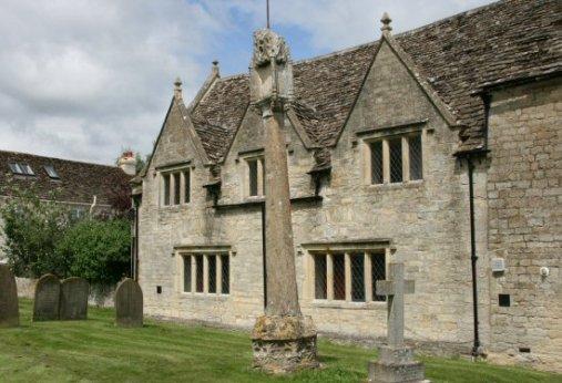 St. Sampson's Church Cross, Cricklade