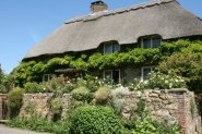Thatched cottage, Amberley