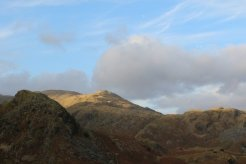 The Bell and Coniston Fells, The Old Man of Coniston