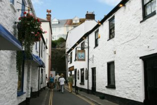 The Fortescue Inn, Union Street, Salcombe