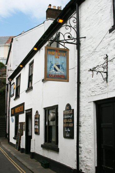 The Fortescue Inn, Salcombe
