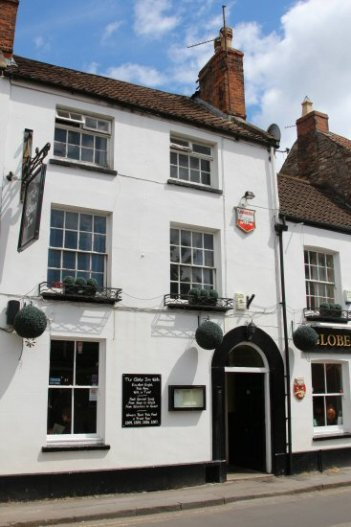 The Globe Inn, Priest Row, Wells