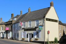 The Greyhound Inn, Beaminster