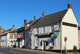The Greyhound Inn, The Square, Beaminster