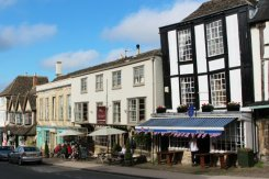 The Highway Inn and The Copper Kettle, High Street, Burford