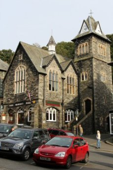 The Market Hall, Ambleside