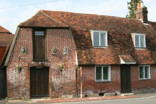 The Old Lime House, Goudhurst (formerly Stone Mason's Workshop)