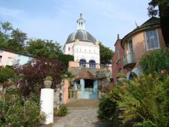 The Pantheon, Portmeirion