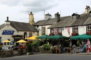 The Priest Hole and The Royal Oak, Ambleside