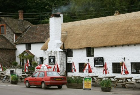 The Ship Inn, Porlock Weir, Exmoor
