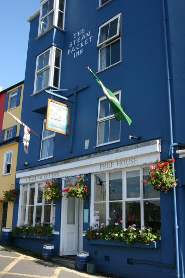 The Steam Packet Inn, Fore Street, Kingswear