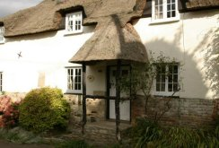 'The Thatchers Cottage', Wool