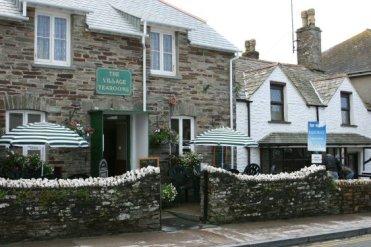 The Village Tearooms, Tintagel