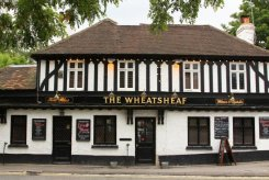 The Wheatsheaf, Old Oxted