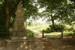 Thomas Hardy's Monument, Higher Bockhampton