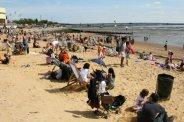 Three Shells Beach, Southend-on-Sea