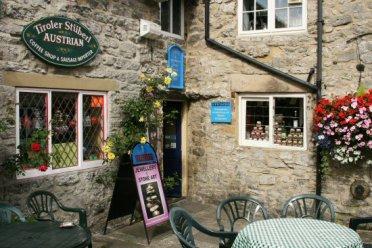 Tiroler Stuberl Austrian Coffee Shop, Bakewell