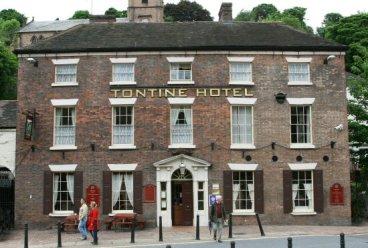 Tontine Hotel, Ironbridge