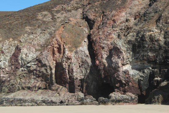 Towanroath Vugga, below Wheal Coates Mine, St. Agnes