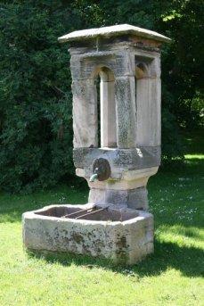 Village pump, Bamburgh