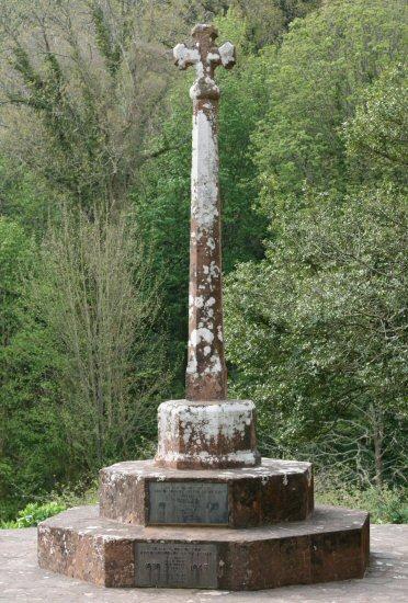 War Memorial, Selworthy