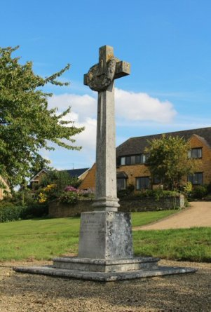 War Memorial, Upper Green, Ilmington