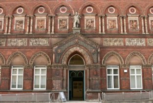 Wedgwood Institute, Queen Street, Burslem, Stoke-on-Trent