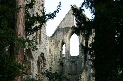 Wenlock Priory, Much Wenlock