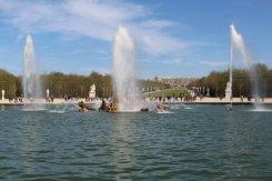 Fountain of Apollo, Gardens, Palace of Versailles