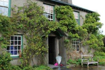 Hill Top, Beatrix Potter's farmhouse, Near Sawrey