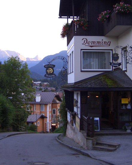 Hotel Demming, Berchtesgaden