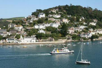 Kingswear, from Dartmouth
