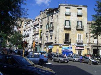 Piazza Enrico De Nicola, Naples