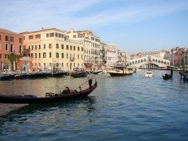 Rialto Bridge, Grand Canal, Venice